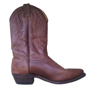 BOULET Brown Leather 6.5 BOOTS